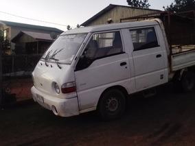 Camioneta Hyundai Porter Doble Cabina Año 2001 Diesel