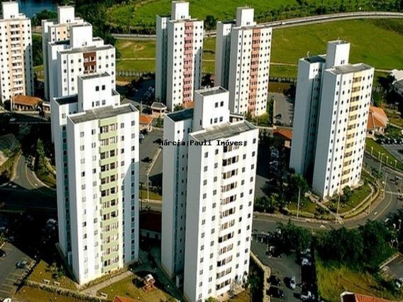 Apartamento No Condomínio Chácara Primavera - Eloy Chaves - Jundiaí - Ap00171 - 2973006