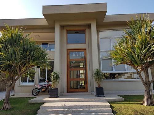 Casa À Venda, 750 M² Por R$ 9.500.000,00 - Residencial Dois (tamboré) - Santana De Parnaíba/sp - Ca0634