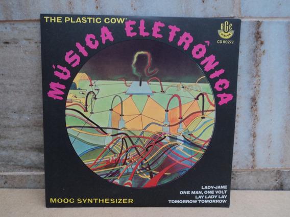 Musica Eletrônica The Plastic Cow-1970-compacto