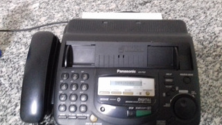Aparelho Fax Panasonic Kx Ft67