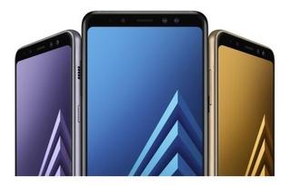 Samsung Galaxy A8 2018 Libre 4gbram Gorilla Glass En Oferta