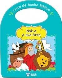 Livro De Banho Biblico - Noé E Sua Arca Bicho Esperto