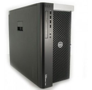 Workstation Dell Precision T7610 2 Xeon Ssd 64gb K4000 I9