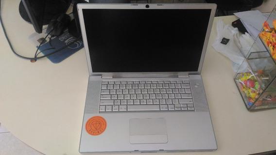 Macbook Pro 15 A1226 6gb De Ram - 02 Hd