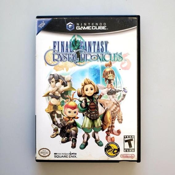 Final Fantasy Crystal Chronicles Original Game Cube
