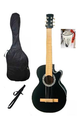 Guitarras Acusticas +correa+forro+metodo +envio