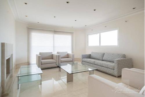 Imagem 1 de 30 de Cobertura Com 4 Dormitórios À Venda, 628 M² Por R$ 5.500.000,00 - Moema - São Paulo/sp - Co1022