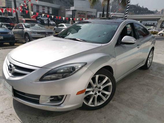 Mazda 6 2013 4p S Grand Touring 3.7l Aut Q/c 6 Cds