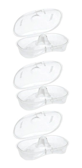 Kuka 5060 Protetor P/ Seios Transparente (kit C/03)