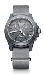 Relógio Masculino Victorinox Swiss 241532 Cronógrafo