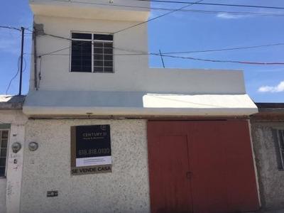 Se Vende Casa En Fraccionamiento Jardines De San Antonio