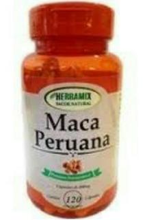 Maca Peruana Herbamix 100%pura