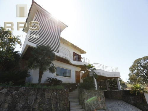 Casa Em Condomínio Para Venda Em Atibaia. Condomínio Parque Das Garças I - Atibaia - Cc00319 - 33730237