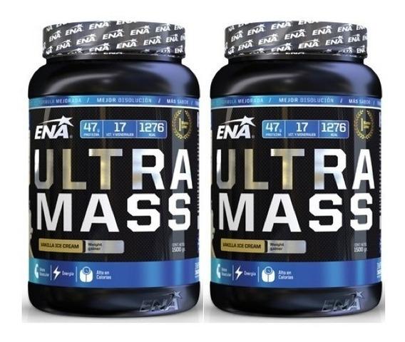2 Ultra Mass (1.5 Kg) Ena Sport - Ganador De Peso