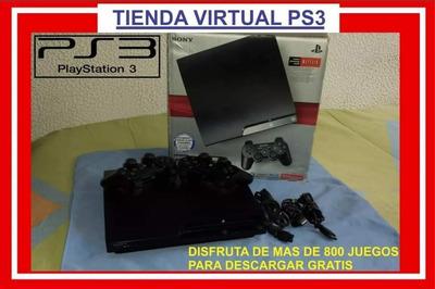 Chip Y Tienda Virtual Para Cualquier Consola Ps3
