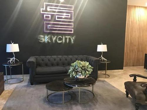 Sky City Renta De Departamento Amueblado