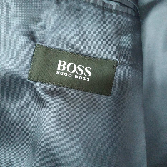 Terno Hugo Boss