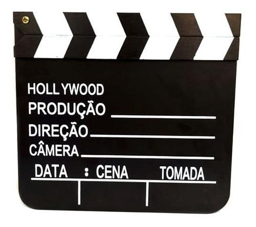 Claquete De Cinema Para Filmagem Ou Decoração