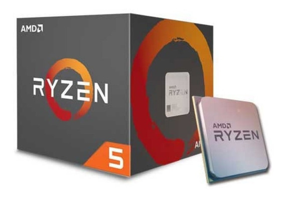Micro Procesador Amd Ryzen 5 2400g Vega Radeon