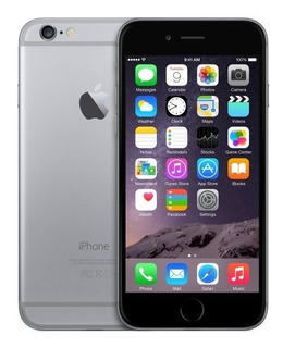 iPhone 6 Cinza Espacial 128g