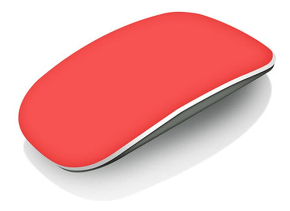 Capa Película Protetora Skin Silicone Apple Magic Mouse 1 2