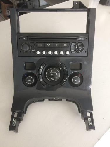 Rádio Com Comando Ar Peugeot 3008 9666967477