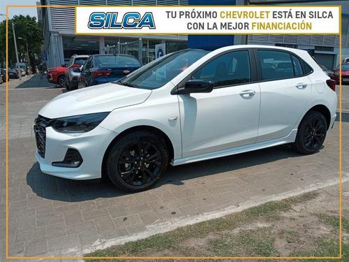 Chevrolet Onix Rs 2021 Blanco 0km