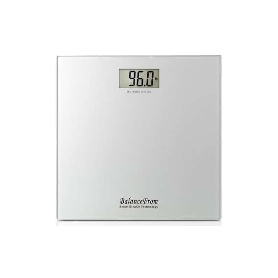 Balancede Bfha-pm400sv Báscula De Baño Digital Ultradelgada