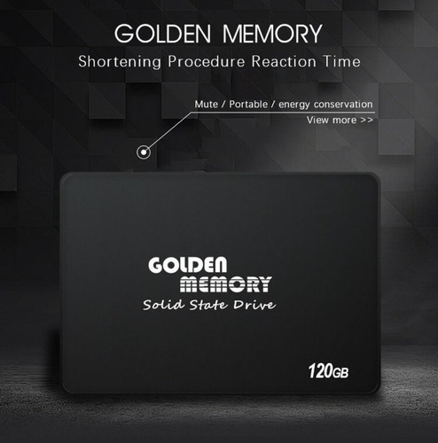 Imagen 1 de 3 de Disco Sólido Golden Ssd 240 $39 M2 $29 128gb $45 256g- Nvme