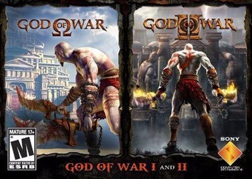 Pack God Of War 1 E 2 !!! (completo) - Pc - Midia Digital!
