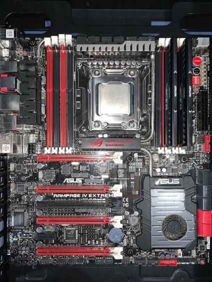 I7 3960x + Asus Extreme Iv + 16gb