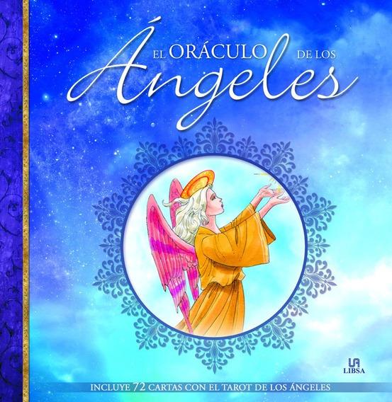 El Oráculo De Los Ángeles (libro + 72 Cartas)