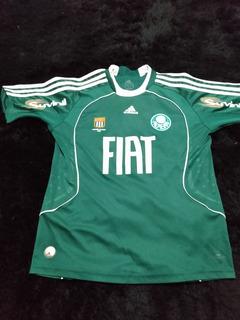 Camisa S.e.p Antiga Pach Campeão Paulista 2008 Oficial