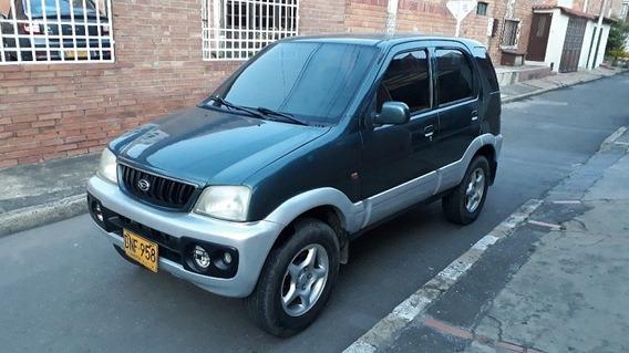 Daihatsu Terios 2004 Mecánico 4x4