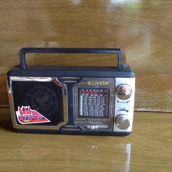 Radio Livistar Conservado !