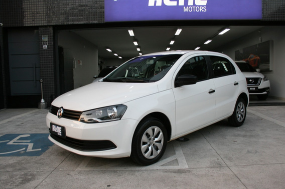 Volkswagen Gol 1.6 Mi City 8v Flex 4p Manual 2015
