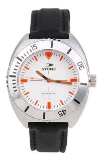 Reloj Analogo Stone Para Hombre Agente Oficial Liniers
