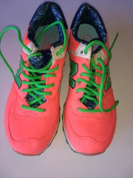Zapatillas New Balance Mujer Original- T 35,5