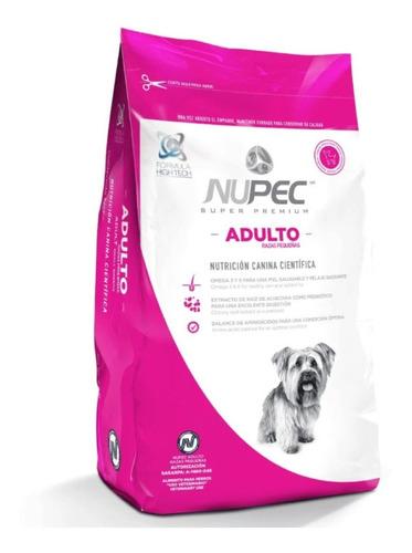 Imagen 1 de 2 de Nupec Alimento Pienso Perro Adulto Razas Pequeñas 8kg *