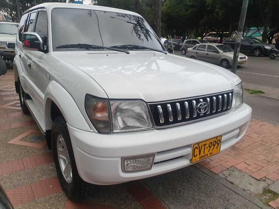 Toyota Prado Vx 3400 Mt Aa 5p
