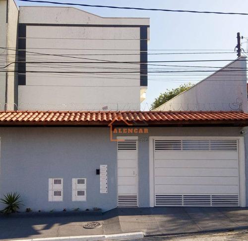 Sobrado À Venda Por R$ 445.000,00 - Vila Carrão - São Paulo/sp - So0334