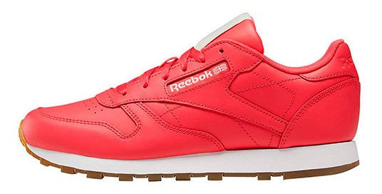 Reebok Sneaker Casual Fucsia Sintetico Niño Btk92329