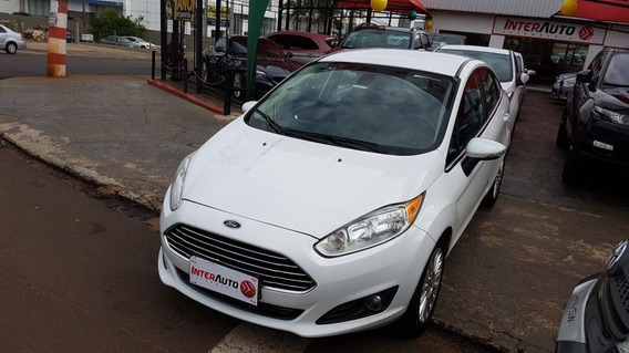 Ford Fiesta Sedan Titanium Powershift 1.6 Sd