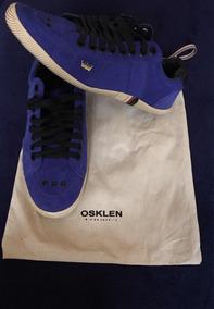 Tênis Osklen Azul - Tamanho 40