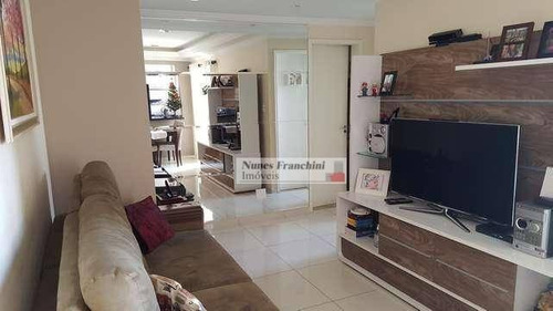 Apartamento À Venda, 49 M² Por R$ 349.000,00 - Piqueri - São Paulo/sp - Ap5829