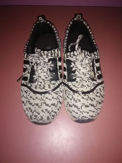 Zapatos Deportivos De Niño Nro 30