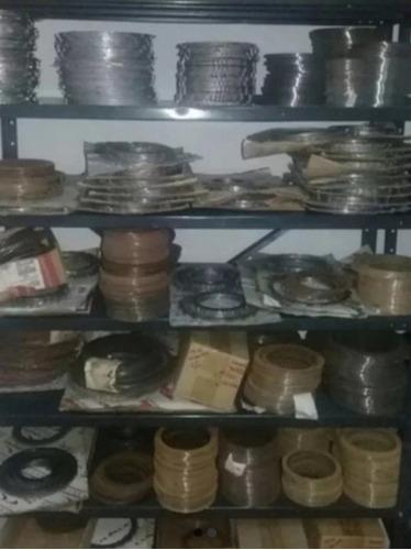 Discos De Pasta Y Hierro Para Caja Automaticas