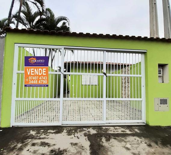 Casa Nova Com 02 Dormitórios No Jussara!! Ref. Ca0009