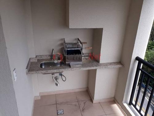 Apartamento Para Venda Ou Locação No Centro De São Bernardo - 5984